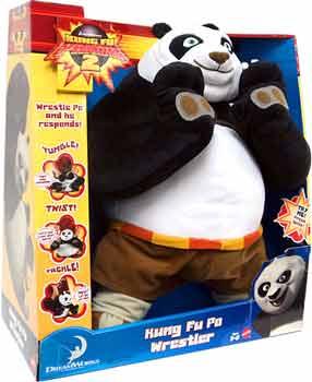 Kung Fu Panda 2 - Kung Fu Po Wrestler