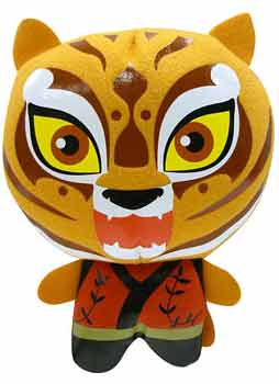 Kung Fu Panda 2 - Talking Plush Smack Talker Tigress