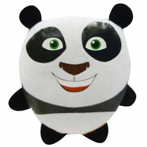 Kung Fu Panda 2 - Talking Plush Smack Talker Po