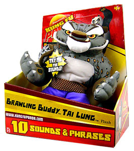Brawling Buddy Tai Lung Plush