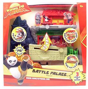 Kung Fu Panda Battle Palace Playset