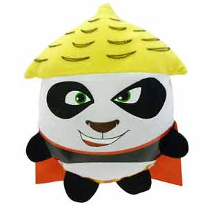Kung Fu Panda 2 - Talking Plush Smack Talker Dragon Warrior Po