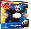 Kung Fu Panda 2 Talking Fierce Fighting Po