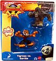 Kung Fu Panda 2 - 2-Pack - Tigress VS Gorilla