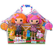 Lalaloopsy - Sunny Side up and Berry Jars N Jam