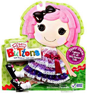 Lalaloopsy - Fashion Pack Party Dress