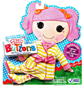 Lalaloopsy - Fashion Bathrobe