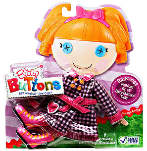 Lalaloopsy - Fashion Pack Raincoat