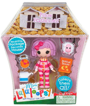 Lalaloopsy - Mini Pillow Featherbed