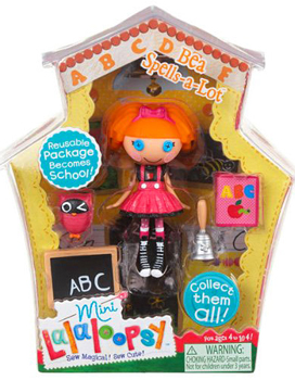 Lalaloopsy - Mini Bea Spells-A-Lot