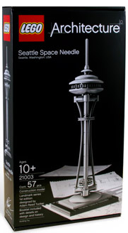 LEGO - Architecture - Seattle Space Needle - 21003