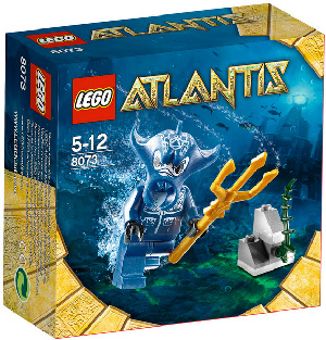 LEGO - Atlantis - Manta Warrior 8073