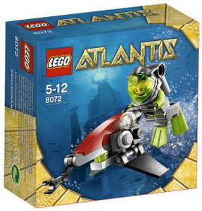 LEGO - Atlantis - Sea Jet 8072