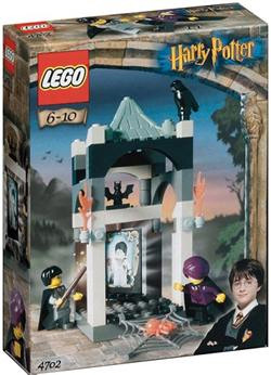 LEGO - Harry Potter - Sorcerer Stone Final Challenge[4702]