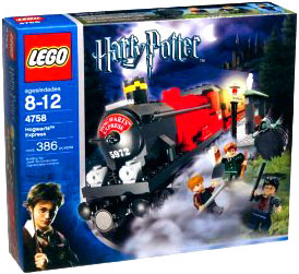 LEGO - Harry Potter - Prisoner Of Azkaban Hogwarts Express[4758]