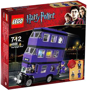 LEGO - Harry Potter - The Knight Bus 4866