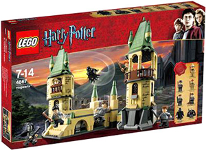 LEGO - Harry Potter - Hogwarts 4867