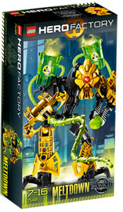 LEGO Hero Factory Meltdown (Yellow) 7148
