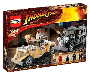 LEGO - Indiana Jones Shanghai Chase[7682]