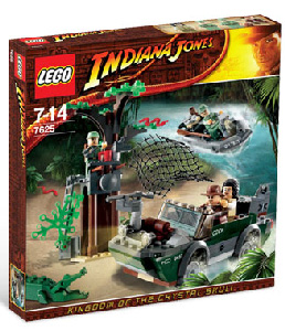 LEGO - Indiana Jones River Chase[7625]