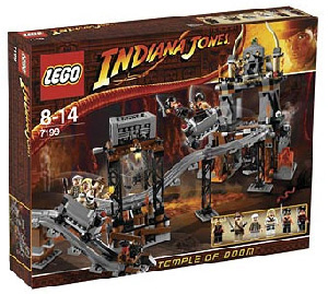 LEGO - Indiana Jones Temple of Doom[7199]