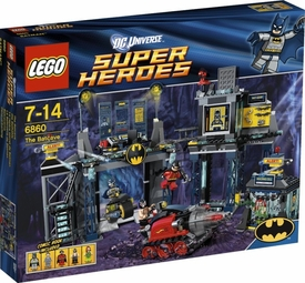 LEGO DC Super Heroes - The Batcave 6860