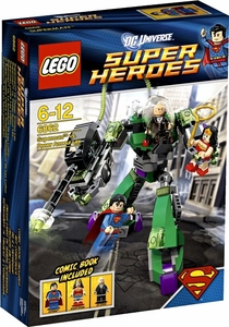 LEGO DC Super Heroes - Superman vs. Power Armour Lex 6862