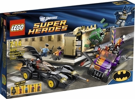 LEGO DC Super Heroes - Batmobile and the Two-Face Chase 6864