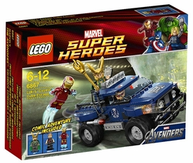LEGO Marvel Super Heroes - Loki Cosmic Cube Escape 6867