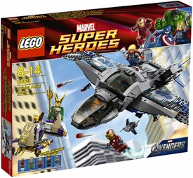 LEGO Marvel Super Heroes - Quinjet Aerial Battle 6869