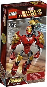 LEGO Marvel Super Heroes - Iron Man Ultrabuild 4529