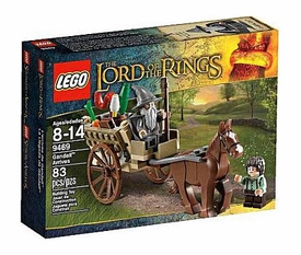 LEGO - LOTR Gandalf Arrives - 9469