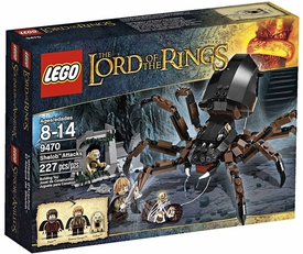 LEGO - LOTR Shelob Attacks - 9470