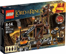 LEGO - LOTR The Orc Forge - 9476