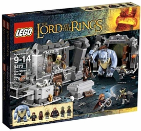 LEGO - LOTR The Mines of Moria - 9473