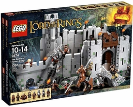 LEGO - LOTR The Battle of Helm Deep - 9474