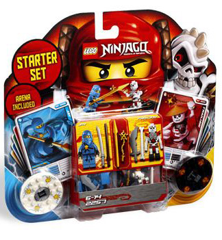 LEGO Ninjago - Start Set Spinjitzu[2257]