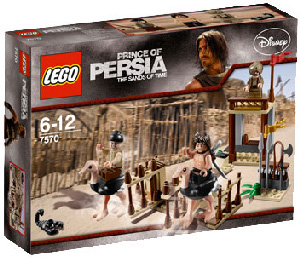 LEGO - Prince Of Persia - Ostrich Race[7570]