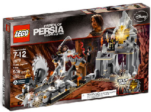 LEGO - Prince Of Persia - Quest Against Time[7572]