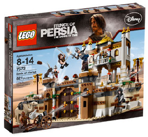 LEGO - Prince Of Persia - Battle Of Alamut[7573]