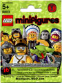 LEGO Minifigure Series 3 Mystery Bag Pack[10 pack]