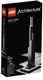 LEGO - Architecture - Sears Tower[21000]