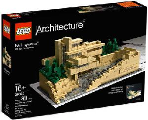 LEGO - Architecture - Fallingwater[21005]