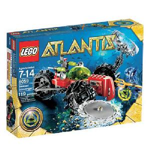 LEGO - Atlantis - Seabed Scavenger 8059