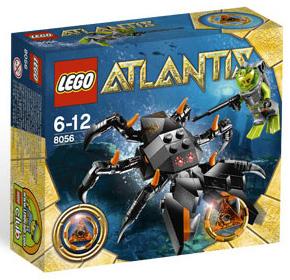 LEGO - Atlantis - Monster Crab Clash 8056