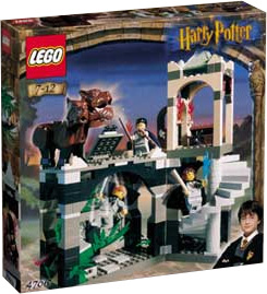 LEGO - Harry Potter - Sorcerer Stone Forbidden Corridor[4706]