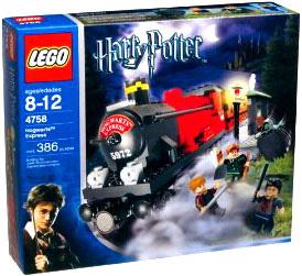 LEGO - Harry Potter - Prisoner Of Azkaban Hogwarts Express[4758]