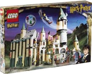 LEGO - Harry Potter - Sorcerer Stone Hogwart Castle[4709]