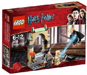 LEGO - Harry Potter - Freeing Dobby[4736]
