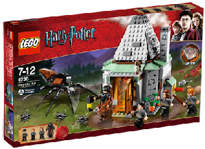 LEGO - Harry Potter - Hagrid Hut[4738]